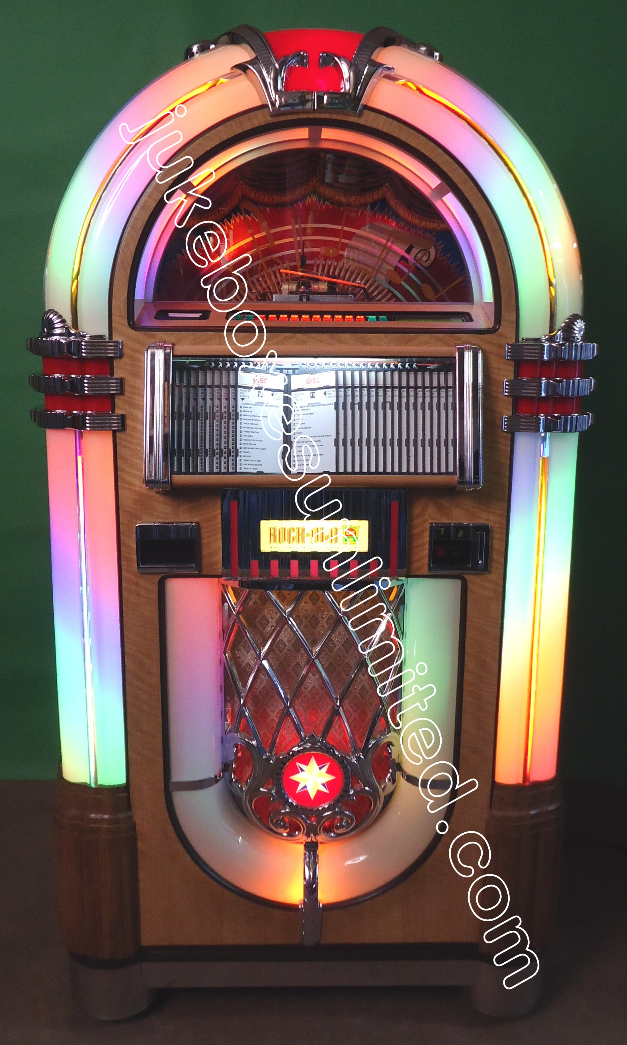 Rockola Jukebox Values 2000 Rockola cd Jukebox