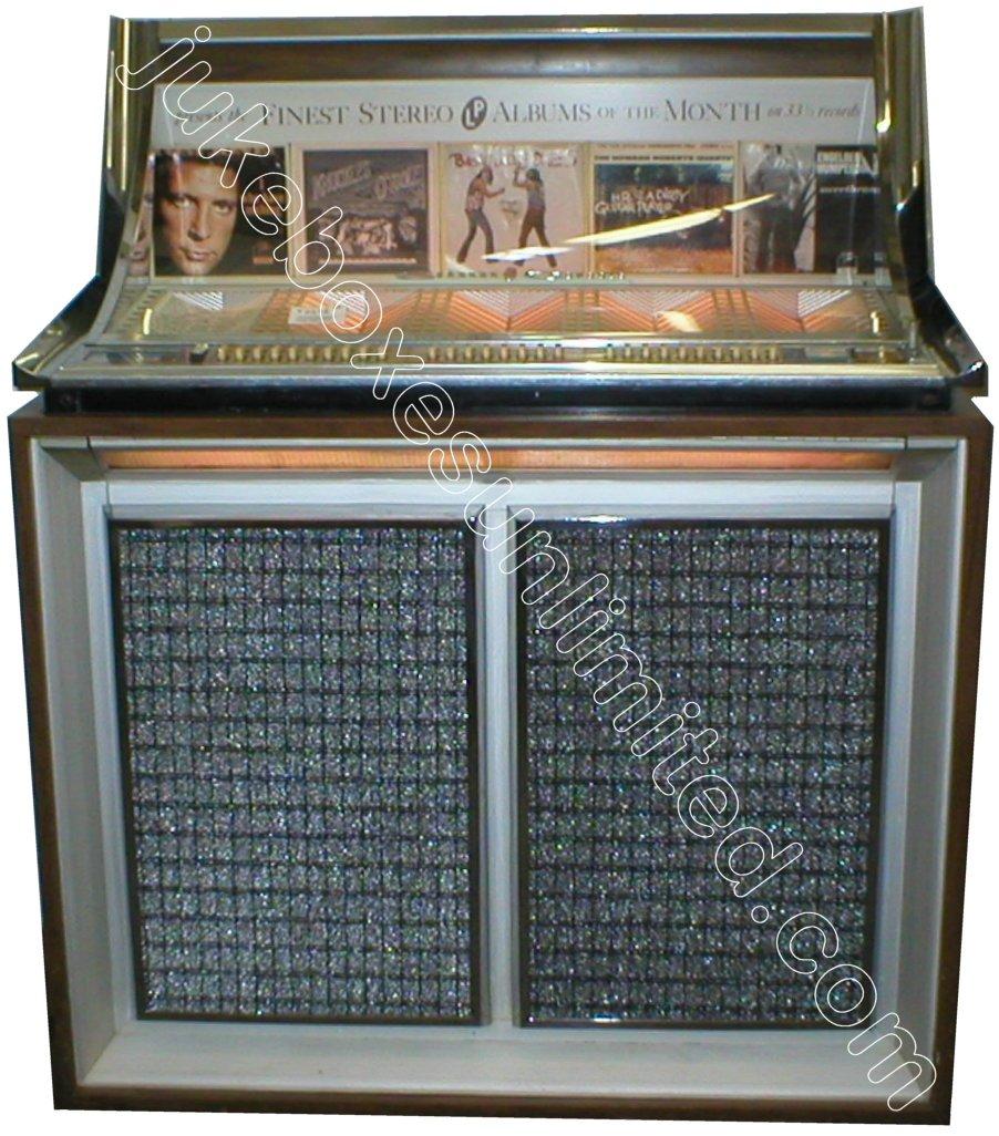 """Seeburg Jukebox Value 1963 Seeburg Lpc-1""""jukebox"""