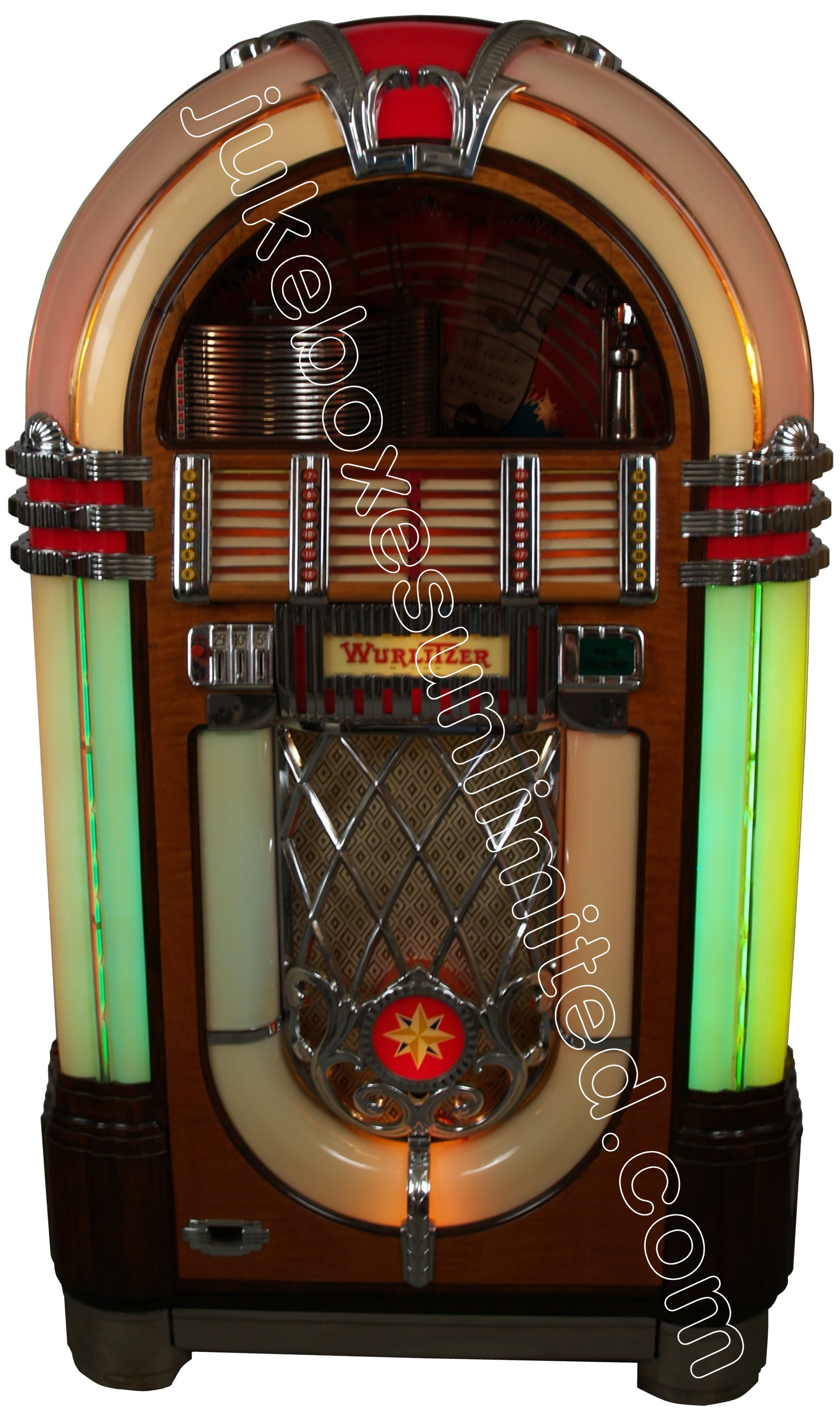 Vintage Jukeboxes For 72